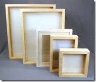 Box Frame 2 Picture Framing Framers London