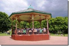 Queens Park Bandstand